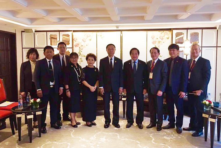 Việt Nam và Thái Lan thúc đẩy hợp tác trong lĩnh vực bưu chính